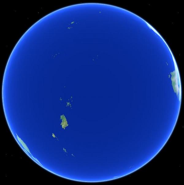 Orolin ocean