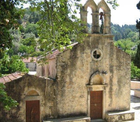 Church at Theriso