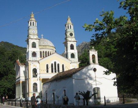 Churches at Meskla